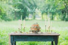 The Best Floral Wedding Cakes