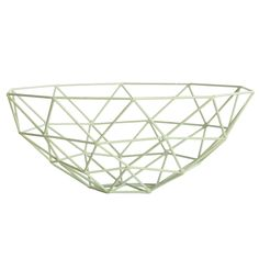 bowl mint from house doctor House Doctor, Creative Inspiration, Interior Inspiration, Triangle House, Van Home, White Rooms, Shop Interiors, Deco Design, Interior Accessories