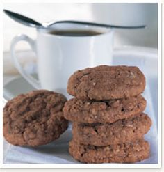 Chocolate Oat Biscuits » Healthy Living (Low GI), Recipes | Huletts Sugar