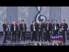 MARIACHI USA® STAR SPANGLED BANNER - YouTube