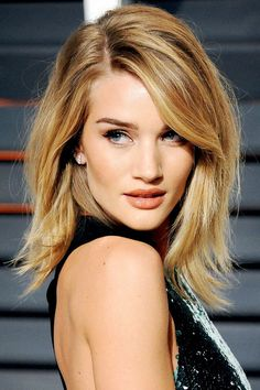12 Shoulder-Length Haircuts for Thick Hair to Take to Your Hairstylist via @ByrdieBeautyUK