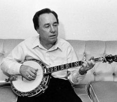 Earl Scruggs...THE Bluegrass Legend...