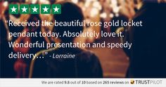 Read 5 Star Customer reviews at www.LaurynRose.com Rose Gold Locket, Surprise Me, Beautiful Roses, Read More, Need To Know, Everything, Presentation, Star, Love