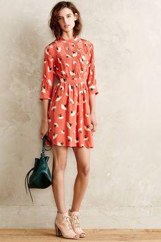 #Poppy #Field #Dress #Anthropologie