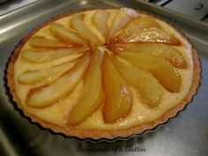 I so need to bake a pear tart