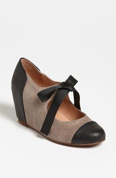 Jeffrey Campbell 'Ynez' Wedge | Nordstrom  Seriously debating purchasing these shoes now for an entire month. Maybe after Christmas?