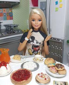 Barbie Chef, Barbie Model, Barbie I, Barbie House, Barbie World, Barbie And Ken, Barbie Clothes, Barbie Tumblr, Barbies Pics