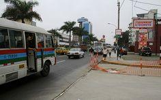 Avenidas Javier Prado y Canadá serán reordenadas en próximos meses