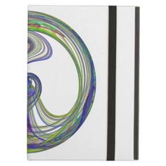 Abstractly iPad Air Case - #customizable create your own personalize diy