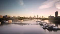 Garden Bridge by Heatherwick Studio