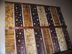 Pallet Wall Art by KengCreations on Etsy, $750.00
