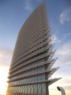 Spain, Aragón, Zaragoza, Torre del Agua