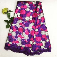 Lace Fabric (340)