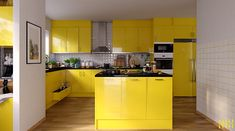 This kitchen is very very yellow. Decorated for people who loves yellow color. with storage. This kitchen is made for people who loves yellow color. Hope you guys like it. Cooking Food, Cooking Time, Wooden Flooring, No Cook Meals, Kitchen Cabinets, Houses, Guys, Yellow, Storage