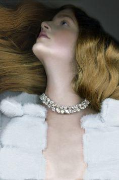 Katerina Jebb - Photographers - Editorial - Le Figaro Luxe 2012 | Michele Filomeno