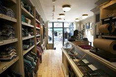 Store Visit | Inside London's J.Crew Menswear Store – No.38