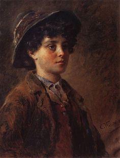 Portrait 107. Константин Егорович Маковский