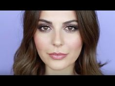 Enhance the natural beauty of your eyes with a makeup look that makes your brown eye color pop. In this makeup tutorial, Simply Sona shows you how to apply c...