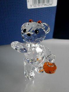 """Swarovski Kris Bär Bear """" Halloween 2011 """" 1096026 NEU in OVP   eBay"""