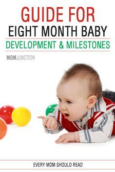8 Month Old Baby Developmental Milestones