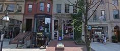 barbour newbury street boston
