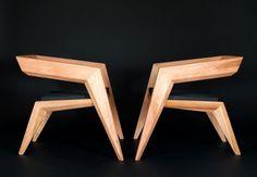 Celebrating Avant-Garde Minimalism: 2R Armchair by Sien Studio