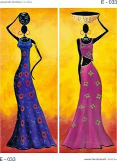 Lecture d& message - mail Orange African Beauty, African Women, African Image, African Quilts, African Art Paintings, African Theme, Art Africain, Africa Art, Black Artwork