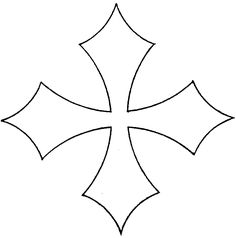 Cross Patterns, Scroll Saw Patterns, Embroidery Patterns, Cross Stitch Embroidery, Hand Embroidery, Lottus Tattoo, Medieval Banner, Church Banners Designs, Religious Tattoos