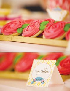 Beauty and the Beast Inspired Princess Party {Part 2}