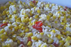 """Point-less"" Meals: Creamy Corn Risotto"