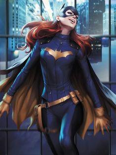 DC Comics Batgirl # 31 Comic book [Artgerm Variant] (Pre-order ships January) Source by Marvel Dc Comics, Heros Comics, Comics Anime, Dc Comics Art, Dc Heroes, Batwoman, Batman And Batgirl, Nightwing, Batgirl Mask