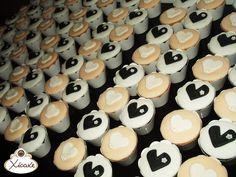 Mini cupcake Casamento