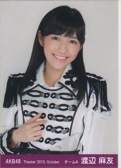 AKB48 Theater 2013.October 渡辺麻友