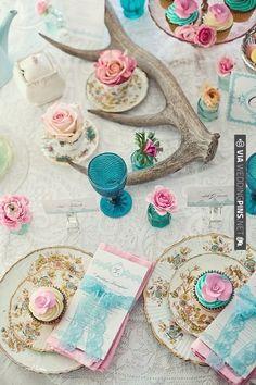 via The Pretty Blog   CHECK OUT MORE IDEAS AT WEDDINGPINS.NET   #weddings #weddinginspiration #inspirational