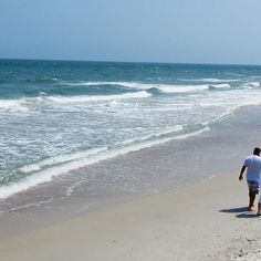 Stroll On Carolina Beach