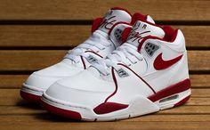 "Nike Air Flight 89 ""Varsity Red"""