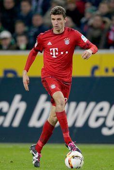 Thomas Muller (Bayern Munich) adidas X15.1