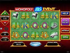 Spielautomaten Monopoly - Monopoly ist immer noch ein Lieblingsspielautomat in…