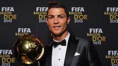 cristiano ronaldo balon de oro 2015