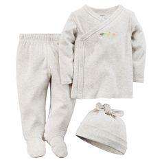 Baby Neutral 3-Piece Set | Carters.com