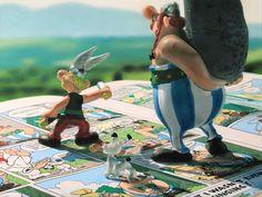 Asterix by Jason de Graaf