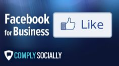 http://complysocially.com/online-social-media-training/facebook-for-business/ Facebook Training teaches you how to use the world's largest online social network effectively and responsibly in this comprehensive, self-paced online social media training course.  Facebook training is an online, self-paced course comprised of live action HD video demos and exercises in this self-paced, online course that you can take right now.
