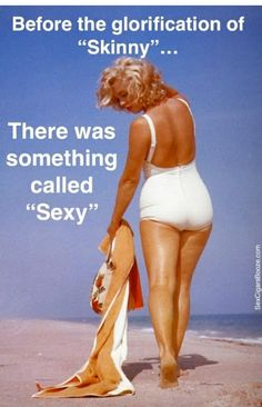 Marilyn . Inspiration for swimsuit!