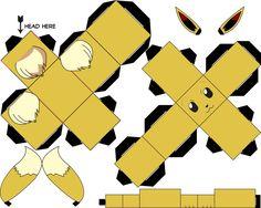 eevee cube