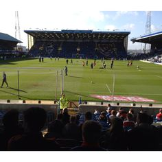 Fratton Park Portsmouth - First Visited 1994