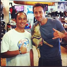 Fan pic with #alexoloughlin July 2012