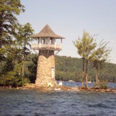 Spindle Point Lake Winnipesaukee