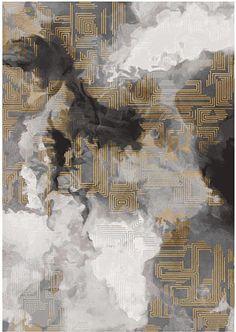 Textured Carpet, Patterned Carpet, Framing Canvas Art, Rug Texture, Rug Inspiration, Geometric Fabric, Modern Art Deco, Fabric Rug, Contemporary Artwork