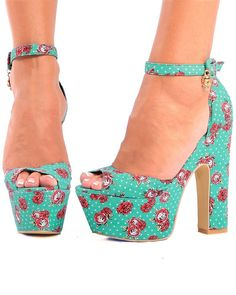 Amazon.com: Iron Fist Scary Prairie Turquoise Platform Wedge: Shoes