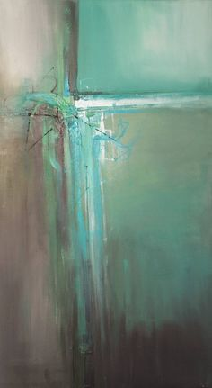 "Saatchi Art Artist Dan Nash Gottfried; Painting, ""Lined Defense"" #art"